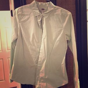 J. Crew Stretch Perfect Button up